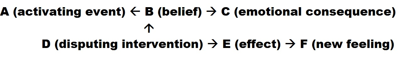 How to Dispute Irrational Beliefs - True Self Counseling